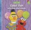 Color Fun with Elmo and Friends - Flying Frog Pub
