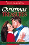 Christmas Treasures: An Ozark Christmas Angel/Christmas Dream/Winterlude/Dakota Destiny (Inspirational Christmas Romance Collection) - Veda Boyd Jones, Tracie J. Peterson, Colleen L. Reece, Lauraine Snelling