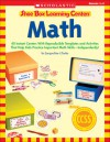 Shoe Box Learning Centers: Math: 40 Instant Centers With Reproducible Templates and Activities That Help Kids Practice Important Math Skills-Independently! - Jacqueline Clarke