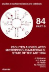 Zeolites and Related Microporous Materials: State of the Art 1994: State of the Art 1994 - Jens Weitkamp, Hellmut G. Karge, H. Pfeifer, Wolfgang Hölderich