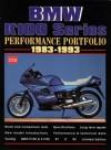 BMW K100 Series Performance Portfolio, 1983-1993 (Brooklands Road Test Books Series) - R.M. Clarke
