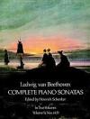 Ludwig van Beethoven: Complete Piano Sonatas, Volume 1 (Nos. 1-15) - Ludwig van Beethoven, Heinrich Schenker