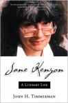 Jane Kenyon: A Literary Life - John H. Timmerman