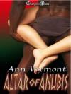 Altar of Anubis - Ann Vremont