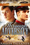 Through Adversity - Amelia Faulkner, Satyr Designs, Rearing Horse Editing