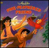Disney's Aladdin: Fine-Feathered Friend (Golden Look-Look Books) - Barbara Bazaldua
