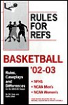 Rules for Refs Basketball - Bill Topp, Keith Zirbel