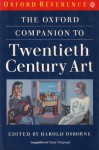 The Oxford Companion To Twentieth Century Art - Harold Osborne