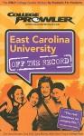 East Carolina University Off the Record - Leanne E. Smith
