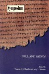 Paul and Pathos (Symposium Series (Society of Biblical Literature), No. 16.) - Jerry L. Sumney