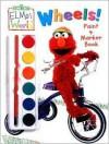 Wheels! [With Paint Pallet] - Louis Womble, John E. Barrett, Danielle Obinger