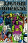 The Official Handbook of the Marvel Universe Deluxe Edition #17 : Book of the Dead - From Destiny to Hobgoblin (Marvel Comics) - Peter Sanderson