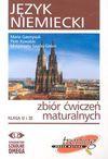 Język niemiecki Zbiór ćwiczeń maturalnych Klasa II i III + 2CD - Maria Gawrysiuk, Piotr Kowalski, Małgorzata Szurlej-Gielen