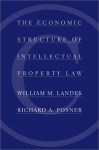 The Economic Structure of Intellectual Property Law - William M. Landes, Richard A. Posner