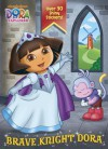 Brave Knight Dora (Dora the Explorer) - Golden Books, Jason Fruchter