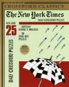 The New York Times Daily Crossword Puzzles, Volume 25 - Eugene T. Maleska
