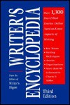 Writer's Encyclopedia - Writer's Digest Books