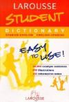 Larousse Student Dictionary Spanish-English / English-Spanish - Larousse, Larousse