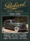 Packard 1946-1958 Gold Portfolio - R.M. Clarke