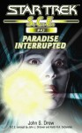 Star Trek: Paradise Interrupted (Star Trek: Starfleet Corps of Engineers) - John S. Drew
