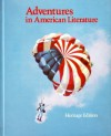 Adventures in American Literature - Francis Hodgins, Kenneth Silverman