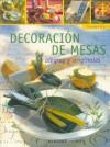 Decoracion de Mesas: Alegres y Originales [With Patterns] - Traudel Hartel