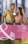 Her Texas Lawman (Mills & Boon Cherish) (Men of the West - Book 12) - Stella Bagwell