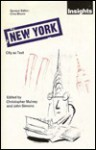 New York: City as Text - Christopher Mulvey
