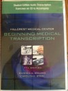 Student Edition Audio Exercises on CD for Ireland/Stein's Hillcrest Medical Center: Begining Medical Transcription, 7th - Patricia Ireland, Carrie Stein