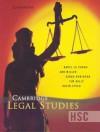 Cambridge Hsc Legal Studies - Daryl Le Cornu, Ann Miller, Sarah Robinson