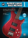 Alfred's Basic Bass Method 1 - Ron Manus, L.C. Harnsberger