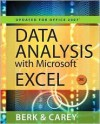 Data Analysis with Microsoft Excel: Updated for Office 2007 - Kenneth N. Berk, Patrick Carey