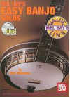 Mel Bay's Easy Banjo Solos [With CD (Audio)] - Dick Weissman