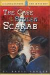 The Case of the Stolen Scarab (Candlestone Inn Mystery, #1) - Nancy Garden