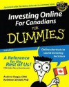 Investing Online for Canadians for Dummies - Andrew Dagys, Kathleen Sindell