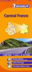 Michelin Map France: Centre 518 (Maps/Regional (Michelin)) (English and French Edition) - Michelin