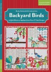 Backyard Birds: 12 Quilt Blocks to Applique from Piece O' Cake Designs - Becky Goldsmith, Linda Jenkins