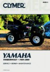 Yamaha Timberwolf 1989-2000 - Clymer Publishing