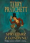 Spryciarz z Londynu - Terry Pratchett, Maciej Szymański