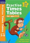Practise Times Table (Practise Time Tables) - Andrew Brodie