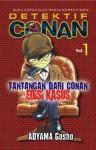 Tantangan dari Conan Vol. 1: Edisi Kasus - Gosho Aoyama