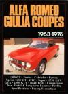 Alfa Romeo Giulia Coupes 1963-1976 - R.M. Clarke