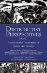 Distributist Perspectives: Volume I - J. Forrest Sharpe, J. Forrest Sharpe, D.L. O'Huallachain, Lawrence Smith