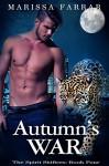 Autumn's War (The Spirit Shifters Book 4) - Marissa Farrar