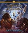 The Blood of Olympus[HEROES OF OLYMPUS BK05 BLO 12D][UNABRIDGED][Compact Disc] - RickRiordan