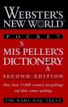 Webster's New World Pocket Misspeller's Dictionary - Michael E. Agnes