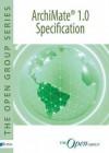 Archimate 1.0 Specification - Van Haren Publishing
