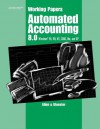 Working Papers for Automated Accounting 8.0 - Warren Allen, Dale Klooster
