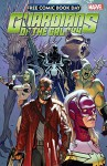 FCBD: Guardians Of The Galaxy - Brian Bendis, Nick Bradshaw, Sara Pichelli