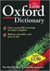 The Little Oxford Dictionary - Maurice Waite